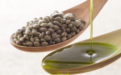 Hemp Oil versus other vegetable oils