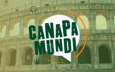 International Hemp and Cannabis Fair Cannapa Mundi in Rome