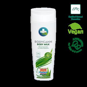 Annabis bodycann natural body milk