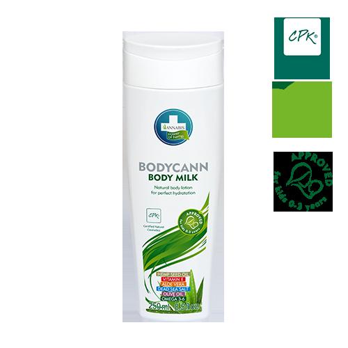 Annabis bodycann natural shampoo
