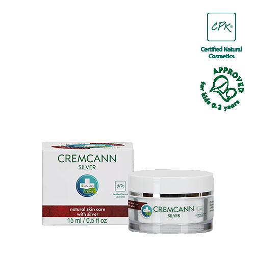 Annabis Cremcann silver natural skin cream