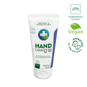 Annabis handcann natural hand cream