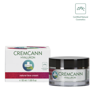 Annabis cremcann hyaluron natural face cream