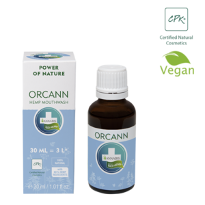 Annabis orcann natural concentrated mouthwash