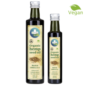 Annabis bio hemp oil
